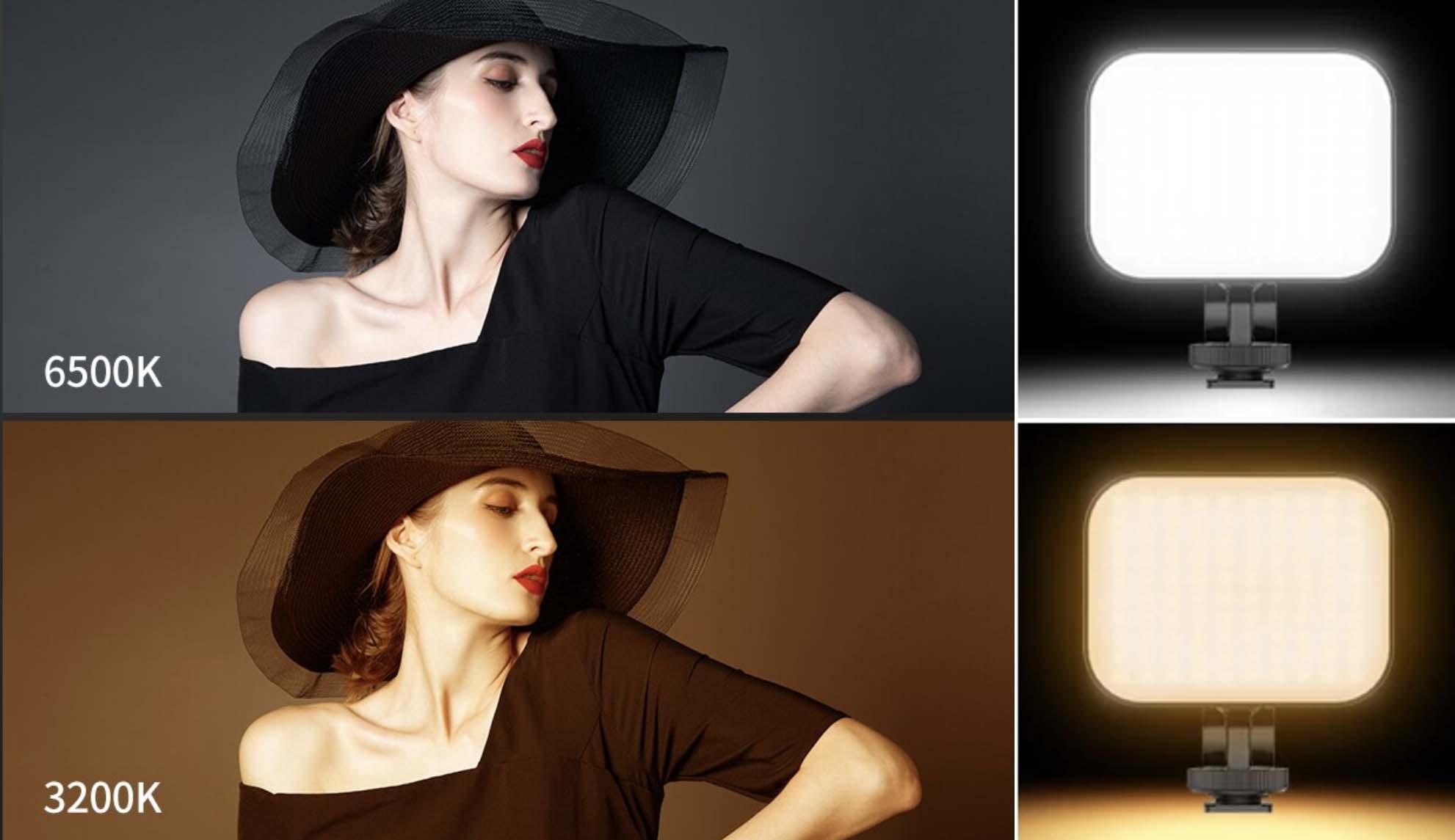 Lampa LED Ulanzi VL100C