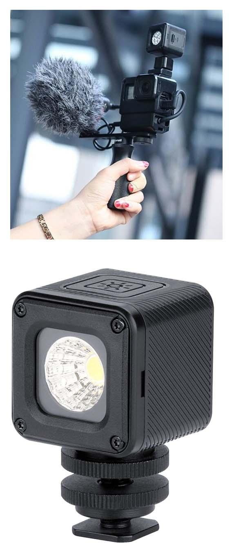 Lampa LED do kamery sportowej