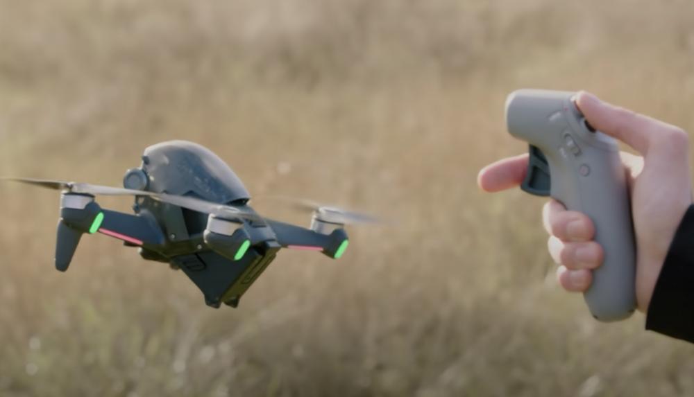 Sportowy dron