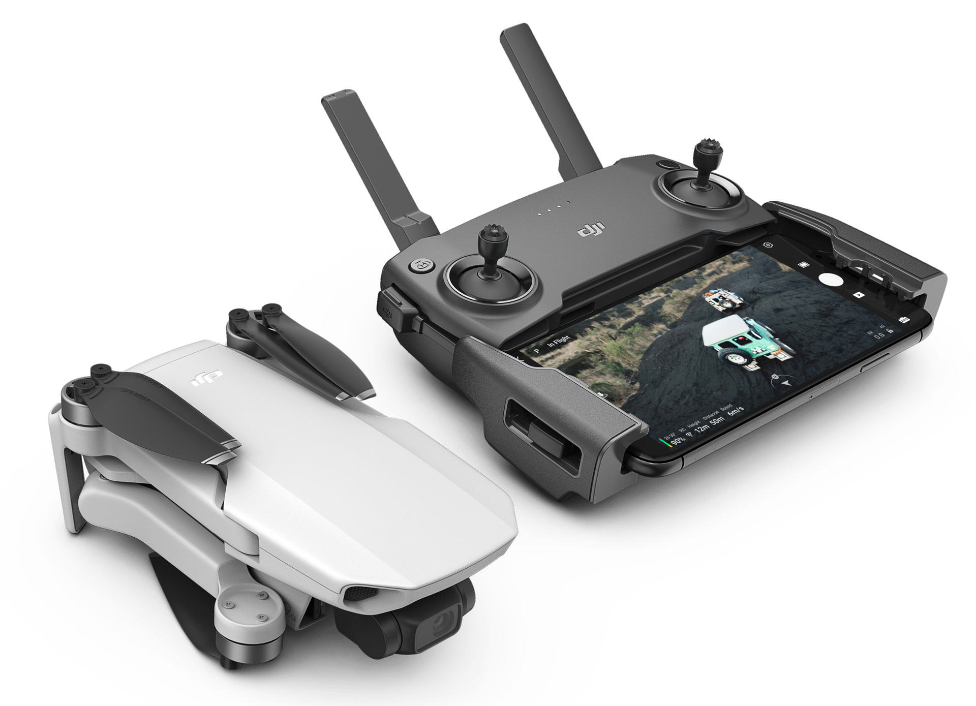 kontroler dji mavic mini