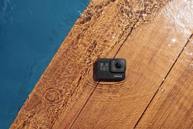 Wyświetlacz GoPro hero 8 black