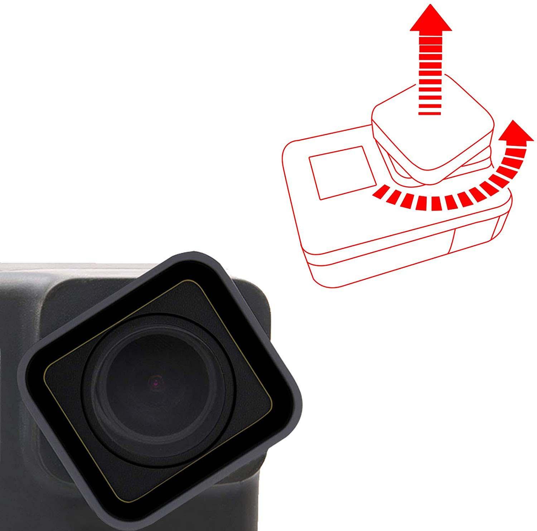 Wodoodporna osłona obiektywu do GoPro Hero 5 6 7