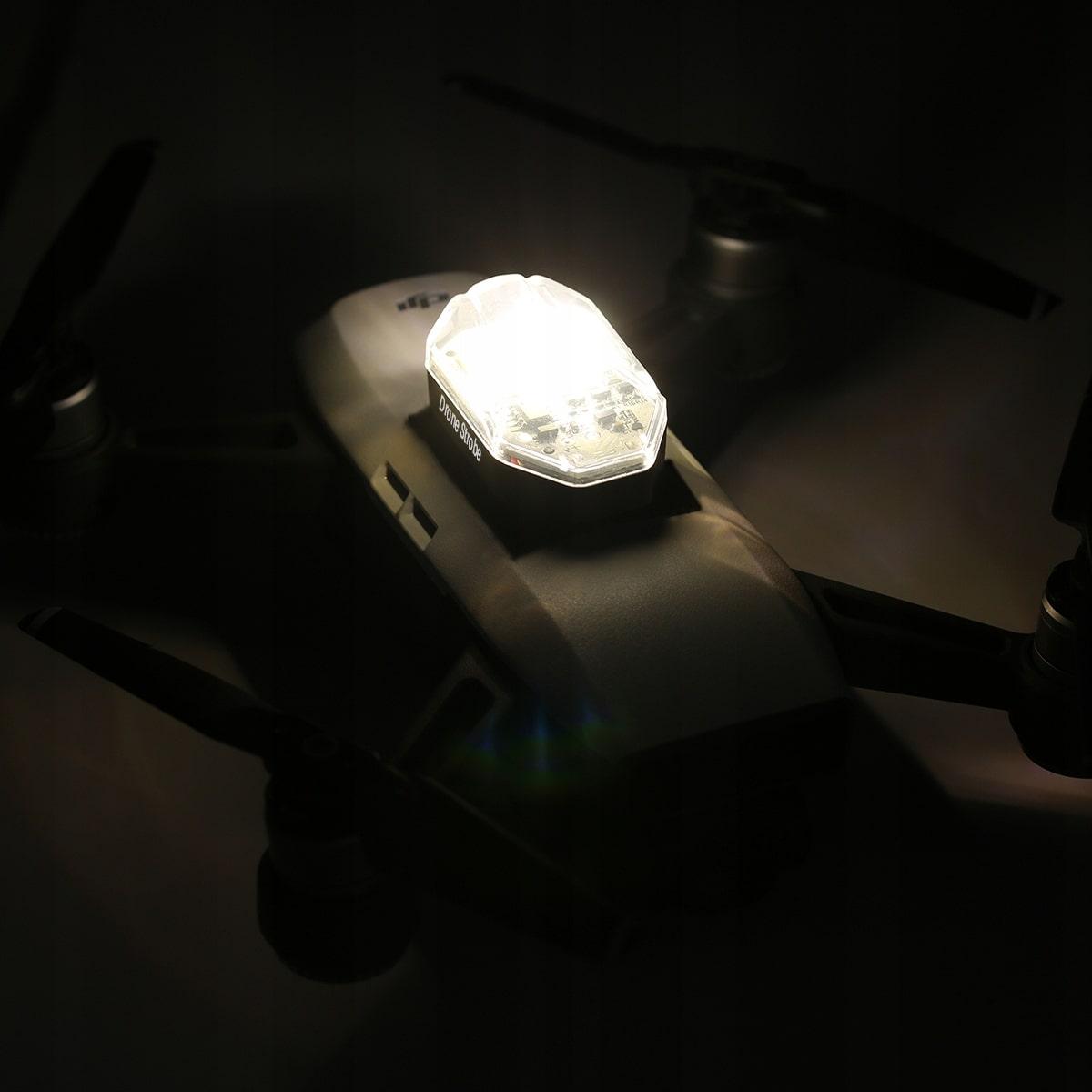 Profesjonalna Lampa LED Stroboskop do drona