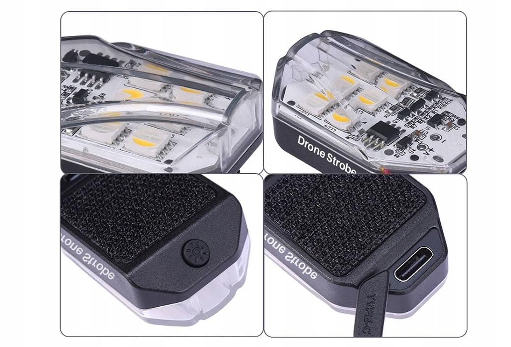 Lampa LED do Dji Mavin Pro Air Spark Mini