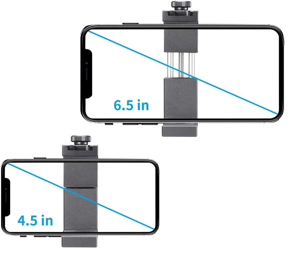 mocowanie na mikrofon rode do smartfona
